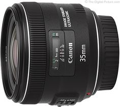 Canon EF 35mm f/2 IS USM Lens Review