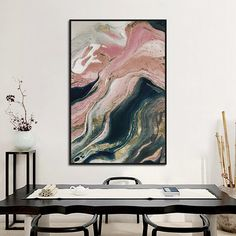 Annual Ring Abstract Landscape Poster Wall Art Canvas Painting Print Nordic Minimalist Style Modular Living Room Bedroom Home Abstract Wall Art, Abstract Landscape, Canvas Wall Art, Canvas Prints, Minimalist Style, Minimalist Fashion, Spray Painting, Painting Prints, Living Room Bedroom