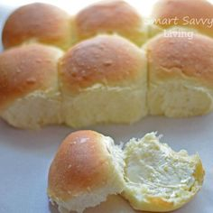 Homemade Yeast Rolls or Bread Recipe - Smart Savvy Living