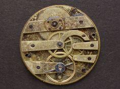 Steampunk Supplies Antique gold key wind by SteampunkArtSupplies, $18.95  #steampunk #artsupplies