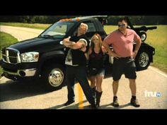 Lizard Lick Towing - Hook 'n Book Music Video