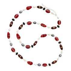 Ruby Glow Necklace - Necklaces - Jewelry - Products