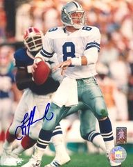 Click Image Above To Purchase  Troy Aikman Autographed Photograph Details  Dallas  Cowboys accc829fd