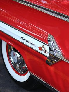 1960 Chevy Impala Photograph by Rosanne Jordan - 1960 Chevy Impala Fine Art Prints and Posters for Sale