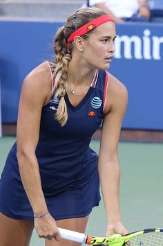Monica Puig, Wta Tennis, Tennis Legends, Glam Slam, Beautiful Athletes, Tennis Players Female, Female Actresses, Tennis Clothes, Rio De Janeiro