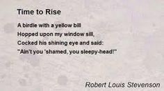 Image result for poems by robert louis stevenson