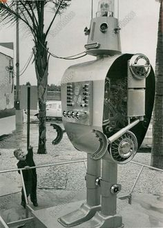 Freddie Ford robot