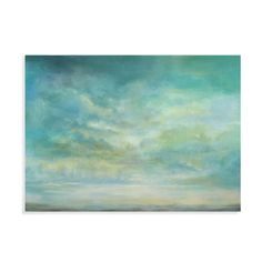 Found it at Joss & Main - Mystical Horizon Painting Print on Canvas
