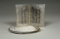 Claire Jeanine Satin | The Guild of Book Workers' 100th Anniversary Exhibition - Juried Entries