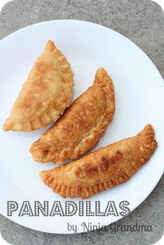 Ninja Grandma: Panadillas-Puerto Rican Recipe