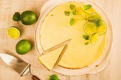 Ilustrační foto ke článku Limetkový koláč, který voní po vanilce. Upečte ho s tvarohem nebo ricottou!