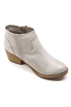 Simple, sweet and to the point. My #3 favorite of the day is the Sage Bootie - super comfortable and easy to dress up or down!