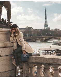Ideas travel outfit paris france for 2020 Paris Pictures, Paris Photos, Travel Pictures, Travel Photos, Travel Ideas, Travel Inspiration, Fashion Inspiration, Paris Outfits, Paris Spring Outfit