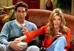 Friends guest star: Denise Richards as Ross & Monica's cousin, Cassie.