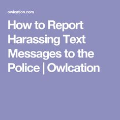 Harassing text messages come in many forms; from an angry / emotional individual to non-stop harassment from a business in the form of Text Spam. Learn how to solve your SMS Harassment Sms Message, Text Messages, Fortune Cookie Messages, Prank Calls, Business Class, Social Science, Health And Safety, Gender Reveal, Texts
