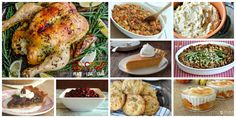 Your Low Carb Thanksgiving Table | Peace Love and Low Carb