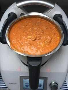 Appetizers Recipes Pizza soup from the Thermomix®️️ Vorspeisen Rezepte Pizzasuppe aus dem Thermomix®️️ Crock Pot Recipes, Easy Soup Recipes, Easy Healthy Recipes, Casserole Recipes, Easy Meals, Healthy Soup, Quiche Recipes, Eating Healthy, Healthy Snacks