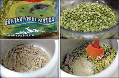 Sopa de Ervilha da Vó Elza