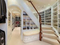 .My dream closet... (filled, of course)