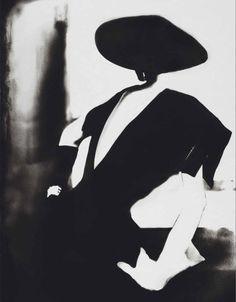 Lillian Bassman.  A Retrospective in Harper's Bazaar