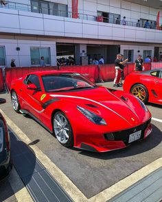 Interesting spec, is it a Yay or Nay for you? Ferrari F12 Tdf, Ferrari F12berlinetta, Insecure, Cars Motorcycles, Luxury Cars, Super Cars, Berry, Ali, Wallets