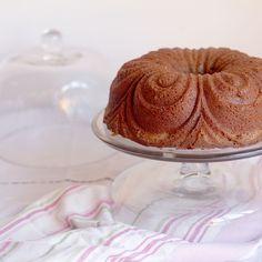 Bundt cake de manzana y canela. Receta norteamericana con Thermomix