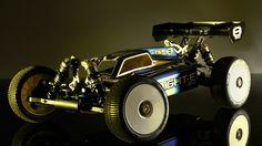 Team Losi Racing - 8IGHT-E 3.0 1/8 4WD Elektrobuggy Race KitTLR