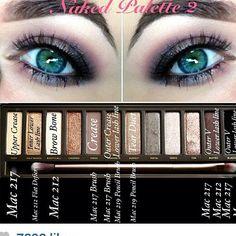 NAKED 2 green eyes