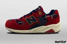New Balance 580 For Women Sizes: 36 to 41 EUR Price: CHF 150.- #NewBalance #NewBalance580 #NB580 #SneakersAddict #PompItUp #PompItUpShop #PompItUpCommunity #Switzerland New Balance 580, Baskets, Chf, Switzerland, Sneakers, Shoes, Women, Undertaker, Tennis