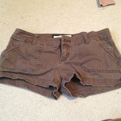 Abercrombie shorts Kids size 14. Would fit a teen Other