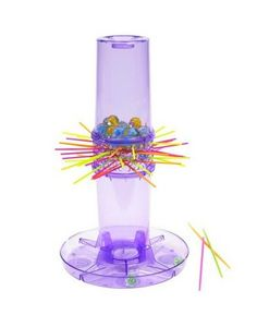 Kerplunk was such a fun game! I remember every day in St Ignatius we would fight over who would get to play it during break time! aaahhh the memories #marbles #Kerplunk #retro #nostalgia #childhood #1980s #1990s  - popculturez.com