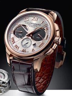 Chopard watch.