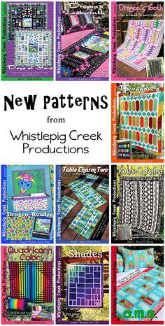 New Patterns!