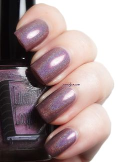 xoxoJen's swatch of Everything You Love by Literary Lacquers
