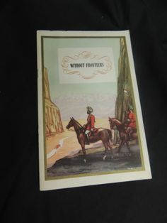 "Packard Owner's Manual Sales Pamphlet Brochure Artwork 1937 Detroit Super 8 12 ""Without Frontiers"""