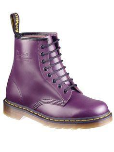 Dr. Martens 1460 Purple Smooth