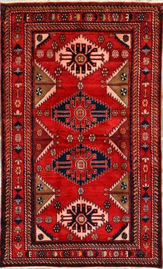 Buy Hamadan Persian Rug x Authentic Hamadan Handmade Rug Persian Rug, Carpets, Bohemian Rug, Oriental, Old Things, Rugs, Handmade, Stuff To Buy, Carpet