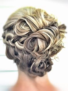 Formal style. #updo #prom #braids!