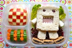 BentOnBetterLunches: Domo Bento for Bella