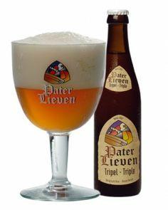 Pater Lieven Tripel - Brouwerij Van Den Bossch, St.Lievens-Esse, België. Beoordeling GGOB: 4,8