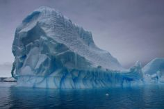 Scientists gain new understanding of how climate change and ocean warming melts ice shelves http://ab.co/1zSGZOw