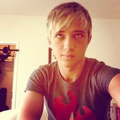 @Dalton Rapattoni If you tell me you look bad like this, I will just. I dunno. You're wrong if you say it, though.(I usually say I'll slap the person, but I can't do that and that would be mean and I can't be mean to you because, ya know, it's you.)