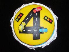 auto taart 1