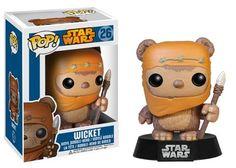 Pop! Star Wars: Wicket | Funko