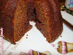 Um delicioso bolo de ameixa de liquidificador!!!