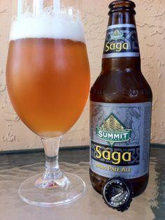 Summit Saga IPA I liked this one