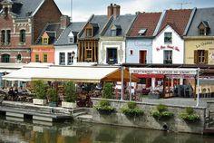 (Μέσω του dock belu, ένα γραφικό μέρος, μια φωτογραφία από το Picardie, North | TrekEarth) Αμιένη, Γαλλία