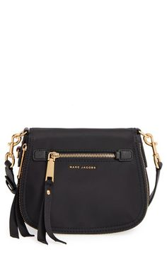 Free shipping and returns on MARC JACOBS Trooper - Small Nomad Nylon Crossbody Bag at Nordstrom.com. A sleek nylon crossbody bag is ready to go the distance as a modern, street-chic essential.