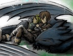 How to train your dragon, toothless, hiccup, astrid, night fury, dragon, viking