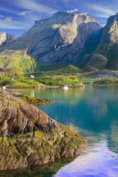 ✯ Summer in Jetvik, Norway